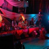 Musafir performing live
