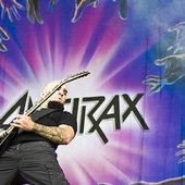 Anthrax at Sonisphere II