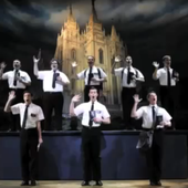 ""\""""Hello!"""" - 'The Book of Mormon' on Broadway""170|170|?|en|2|0095b3352af19b76dd41c54ef2232e9d|False|UNLIKELY|0.3466828167438507