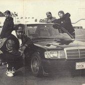 Gangsta Rhyme Posse