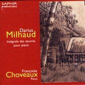 Printemps. Cahier N2,  Op. 66 - Doucement (Francoise Choveaux)
