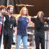 Dream Theater in Paris 2005