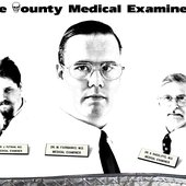 The county Medical Examiner Imagen