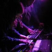 Sekotis & phyroxin live @ no labels no lines, Wagon & horses, Birmingham, 11/09/09