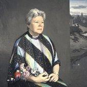 Jean Redpath (portrait by Alexander Fraser)