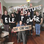 Vic Chesnutt, Elf Power, and the Amorphous Strums