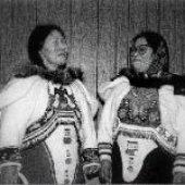 JVC World Sounds - Eligah Mangitak, Qaunnaq Mikigak and Qabaroak Qatsiya
