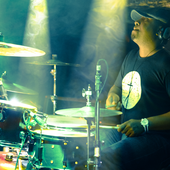 Tim Jones on Drums from Elbo Room Oct 2nd 2014 (Chicago, IL)