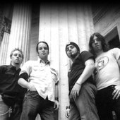 From left to right: Bert Zweber, Ryan A. Mueller, Rob Bueno, Todd Piotrowski