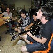 Acoustic Session @ Rockzone Magazine's HQ