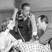 Bacall, Bogart & Fonda