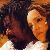 Seu Jorge com Ana Carolina