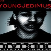 %22@YoungJediMusic%22 FRONT COVER