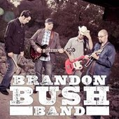 Brandon Bush Band Cover art