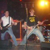Matt Dixon and Andy Bott