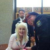 Dolly Parton & Christophe Murdock