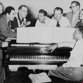 Benny Goodman & His Orchestra (taken from Clementine image viewer)