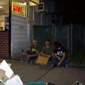 Dave, Spillane, and Noelle - New Brunswick, '09