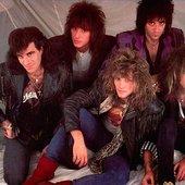 Bon Jovi 1985-88
