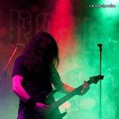Evadne with Novembers Doom 2010