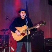 Daniel Boone cantor pop Inglês