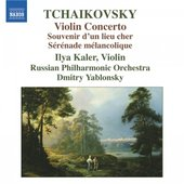 TCHAIKOVSKY: Violin Concerto / Souvenir d'un lieu cher