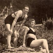 Lilian Harvey & Willy Fritsch