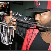 GORILLA ZOE ALBUM RELEASE PARTY