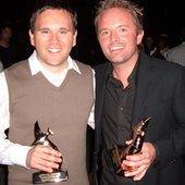 Chris Tomlin And Matt Redman