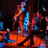 """ШР на фестивале \""""Мир странной музыки\"""", март 2007"""