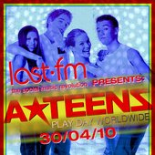 A*TEENS PLAY-DAY WORLDWIDE!