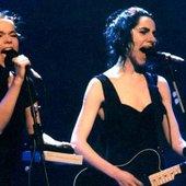 PJ Harvey and Björk