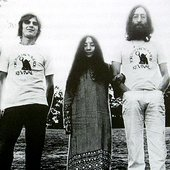 John Lennon with the Plastic Ono Band