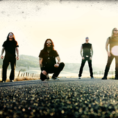 Machine Head 2011 (HQ PNG)