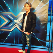 Christopher on X Factor