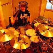 Recording the album at Eastcote Studios