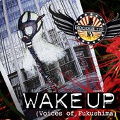 """Single Cover Rocquette \""""Wake Up (Voices of Fukushima)\"""" 2012"""