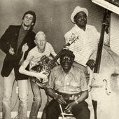 Sonny Terry with Johnny Winter & Willie Dixon
