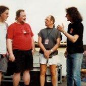 Fermata & Ian Anderson (Jethro Tull), Amphiteatre Prešov, Slovakia, 14.06.1997