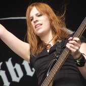 Sandra Völkl 7 - Photo: Barry Anderson - www.metalstorm.ee