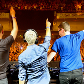 Above & Beyond @ O2 Academy Brixton - London