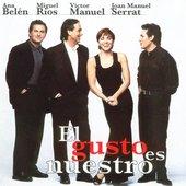 Ana Belén, Miguel Ríos, Víctor Manuel, Joan Manuel Serrat