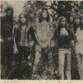 White Witch Press Clip 1972