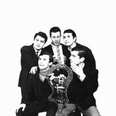 The popular Greek band of the 60s