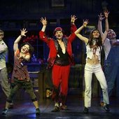 Evil Dead Original Off-Broadway Cast