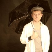eto with umbrella