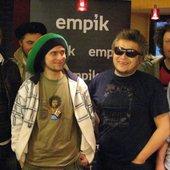 T.Love in Warsaw (2008)