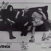Peter Hook's Revenge band