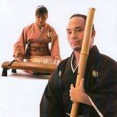 Satomi Saeki And Alcvin Takegawa Ramos