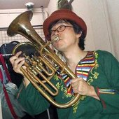 me and alto horn